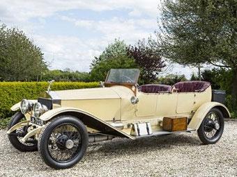"""Столетний """"стоматологический"""" Rolls-Royce оценили в 1,2 миллиона долларов"""