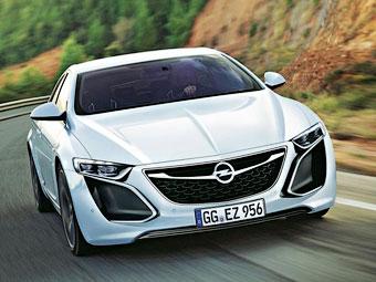 Opel возродит для двухдверок имя Monza