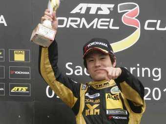 Японский гонщик купил тестовый день в Sauber за 250 тысяч евро