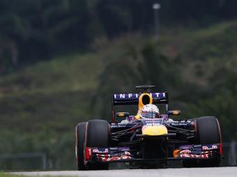 Себастьян Феттель выиграл Гран-при Германии