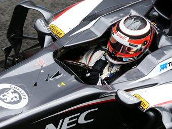 Нико Хюлькенберг разорвал контракт с командой Sauber