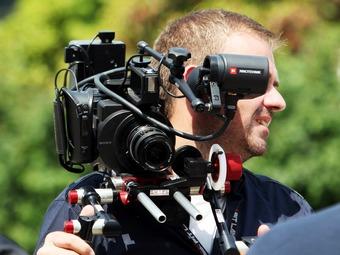 На Гран-при Германии телеоператор получил сотрясение мозга
