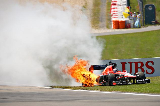 Себастьян Феттель впервые выиграл Гран-при Германии. Фото 3