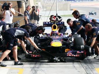 Команду Red Bull оштрафовали на 30 тысяч евро