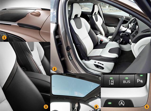 Наблюдаем за эволюцией автомобилей Volvo на примере V40 Cross Country. Фото 7