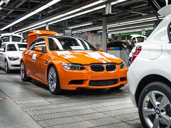 Компания BMW прекратила выпуск купе M3