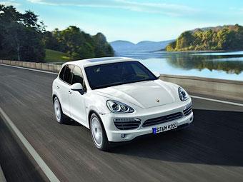 Компания Porsche собрала полумиллионный Cayenne