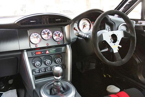 Британцам покажут модернизированный вариант концепта Toyota 86 TRD Griffon. Фото 2