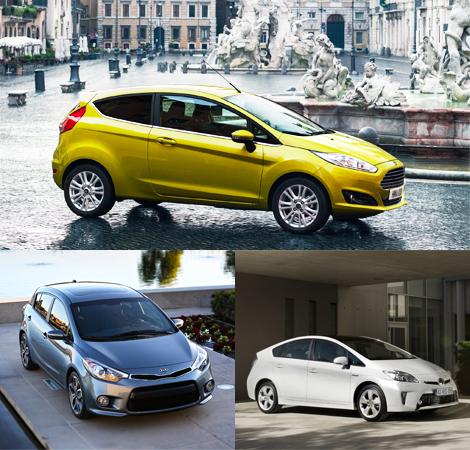 Лучшей моделью года женщины назвали хэтчбек Ford Fiesta. Фото 4
