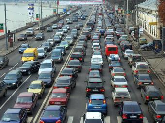 Власти опубликуют информацию о московских автомобилях в интернете