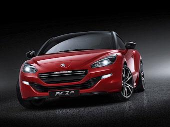 Рассекречена самая мощная модель Peugeot