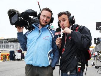 Операторам запретят снимать гонки Формулы-1 с пит-лейна