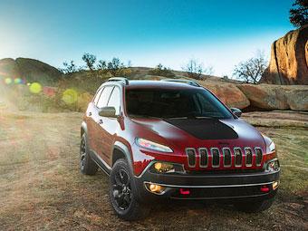 У Jeep Cherokee появится спортивная версия