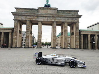 Берлин примет гонки электромобилей с открытыми колесами