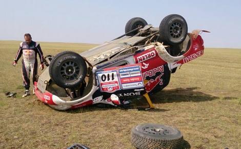 Французский пилот оторвался от гонщика команды G-Force Motorsport на 25 минут