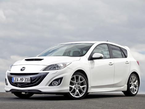 Mazda3 MPS нового поколения оснастят двухлитровым атмосферным двигателем