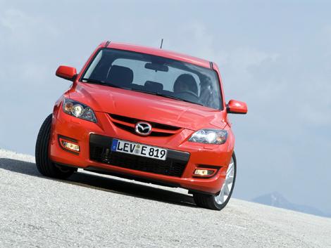 Mazda3 MPS нового поколения оснастят двухлитровым атмосферным двигателем. Фото 1
