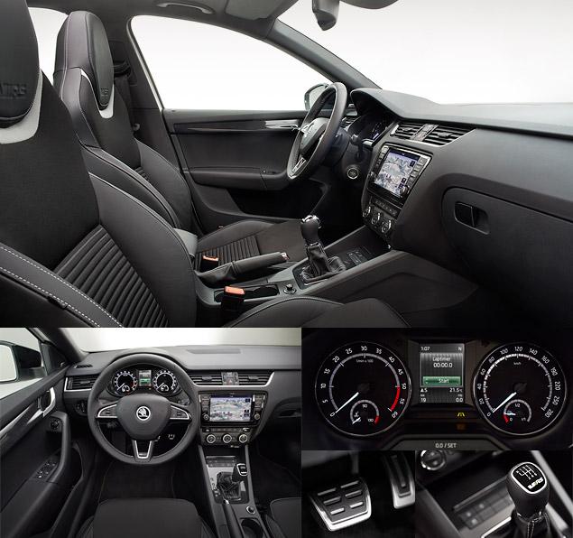 Все, что нужно знать о новой Skoda Octavia RS. Фото 5