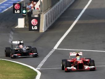 Ferrari лишит Sauber моторов в случае невыплаты долга