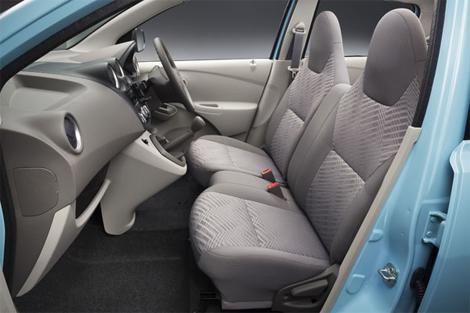 """Хэтчбек """"Датсан"""" разделил платформу с Nissan Micra. Фото 1"""