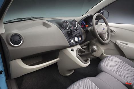 """Хэтчбек """"Датсан"""" разделил платформу с Nissan Micra. Фото 3"""