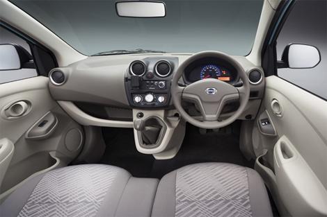 """Хэтчбек """"Датсан"""" разделил платформу с Nissan Micra. Фото 4"""
