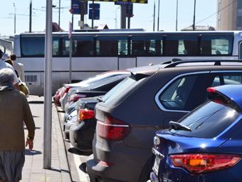 Москва обогнала Лондон по уровню автомобилизации