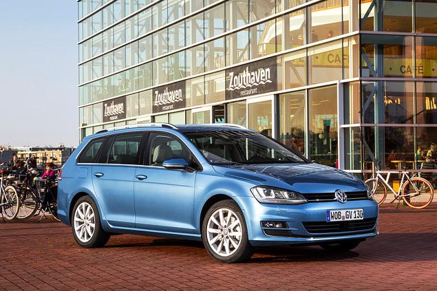 Выясняем, зачем универсал Volkswagen Golf возвращается в Россию