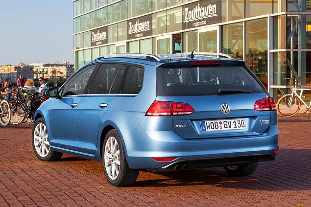 Выясняем, зачем универсал Volkswagen Golf возвращается в Россию. Фото 2