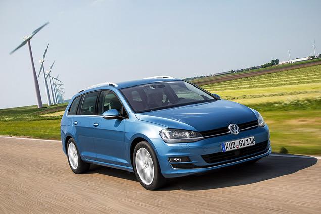 Выясняем, зачем универсал Volkswagen Golf возвращается в Россию. Фото 4