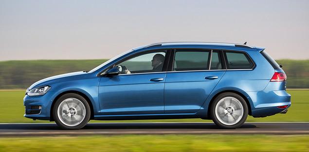 Выясняем, зачем универсал Volkswagen Golf возвращается в Россию. Фото 5