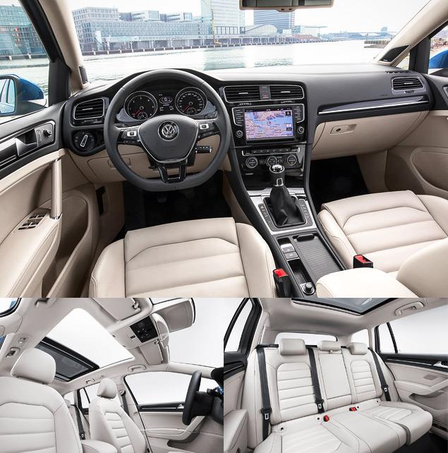 Выясняем, зачем универсал Volkswagen Golf возвращается в Россию. Фото 6