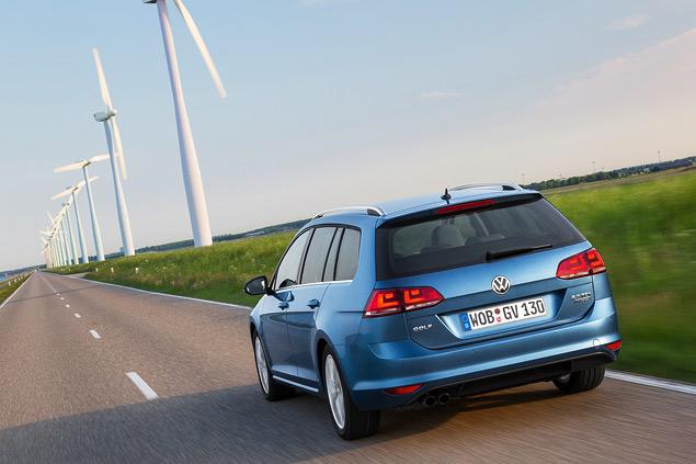 Выясняем, зачем универсал Volkswagen Golf возвращается в Россию. Фото 7