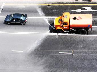 Уборочная техника в Москве будет фотографировать дороги каждые полминуты