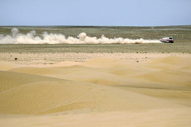 «Шелковый путь» стал экстремальнее «Дакара». Фото 9
