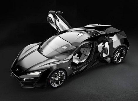 Серийный вариант суперкара Lykan Hypersport покажут в ноябре. Фото 2