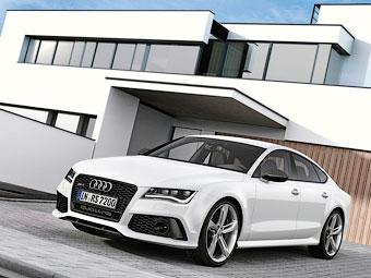 В Pirelli разработали для Audi тихие шины