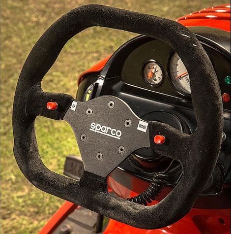 Компания Honda построила газонокосилку cо 110-сильным мотором от спортбайка. Фото 3