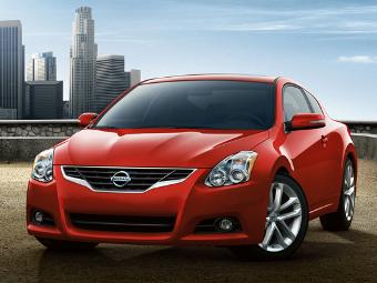 Nissan откажется от купе Altima