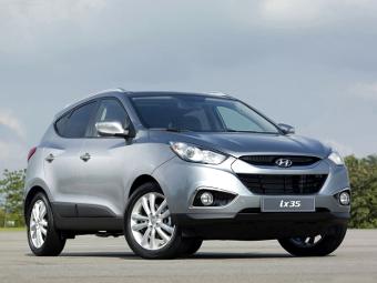 Самой популярной автомаркой столицы стала Hyundai