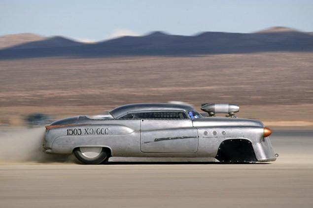 Как проходят рекордные заезды Bonneville Speed Week. Фото 17