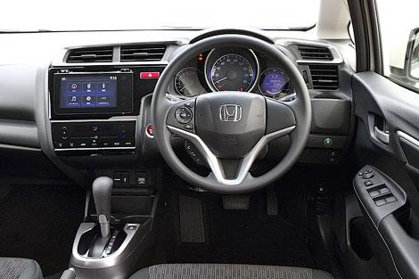 """Компания Honda рассекретила версию """"Джаза"""" для японского рынка. Фото 4"""