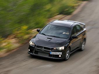 Следующий Mitsubishi Evo станет 500-сильным гибридом