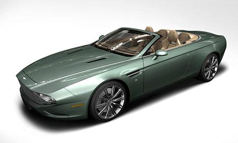Спорткары были созданы по индивидуальным заказам клиентов Aston Martin