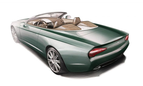 Спорткары были созданы по индивидуальным заказам клиентов Aston Martin. Фото 1