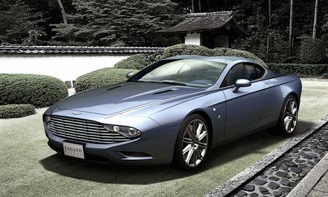 Спорткары были созданы по индивидуальным заказам клиентов Aston Martin. Фото 2