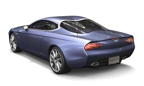 Спорткары были созданы по индивидуальным заказам клиентов Aston Martin. Фото 3