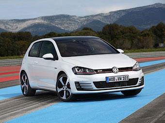 """Volkswagen назвал рублевую цену """"заряженного"""" Golf"""