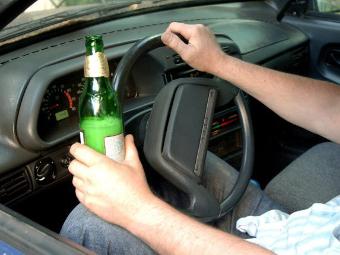 Количество пьяных водителей в Москве выросло на треть