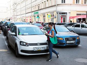 В центре Москвы предложили снизить разрешенную скорость